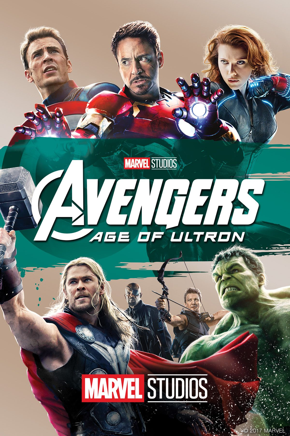 Download Age Of Ultron Sub Indo : download, ultron, Avengers:, Ultron, Movie, Movies, Anywhere