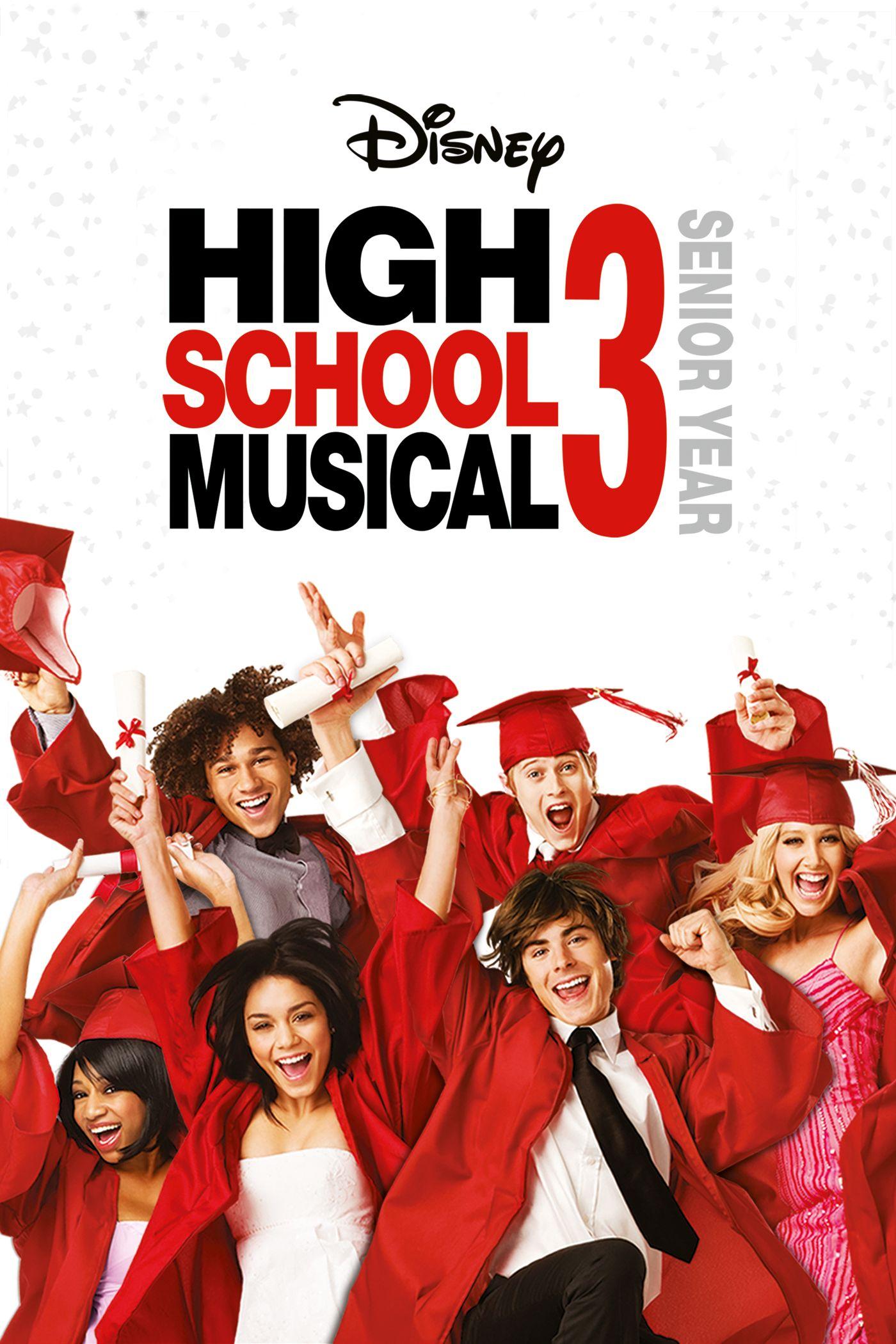High School Musical 1 Film : school, musical, School, Musical, Senior, Movie, Movies, Anywhere