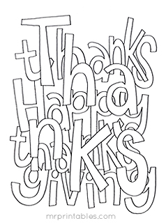thanksgiving coloring pages printables # 80