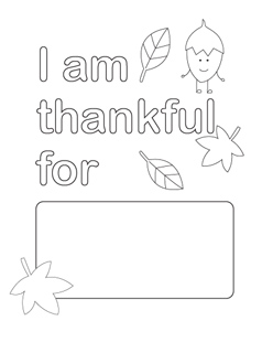 thanksgiving coloring pages printables # 19