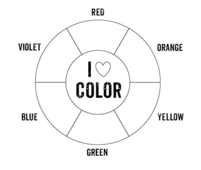 Color Wheel Worksheets, Primary Secondary Colors, Color Wheel Worksheets
