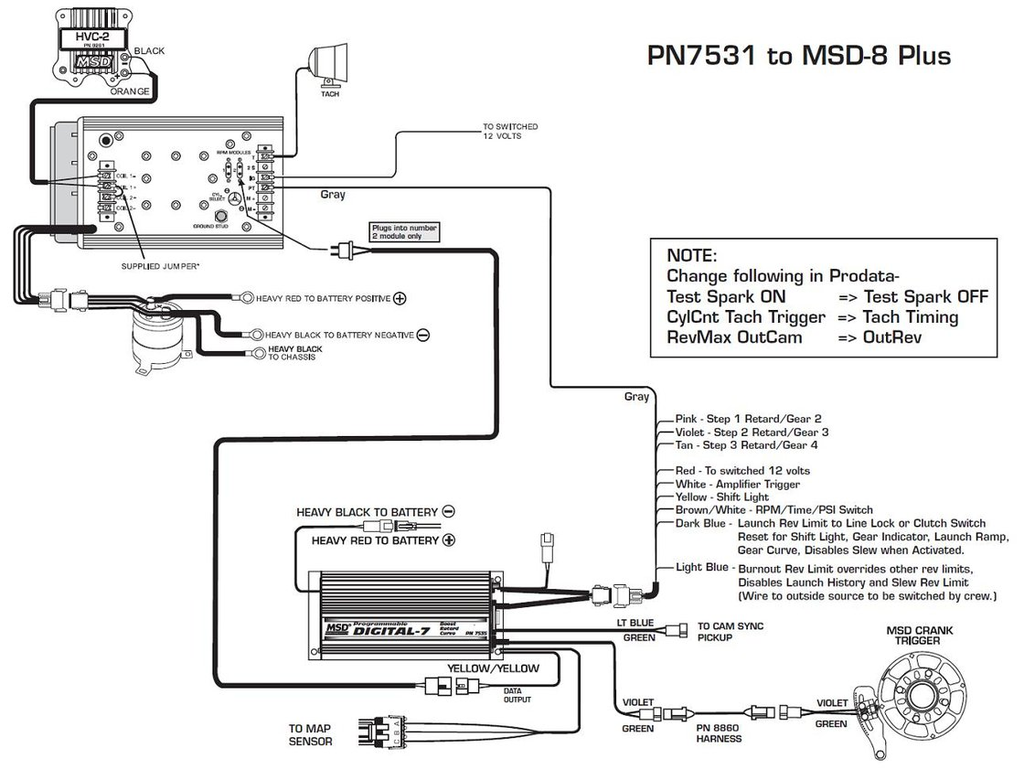 msd blaster 2 wiring diagram what is the definition of atomic efi ignition systems diagrams circuit
