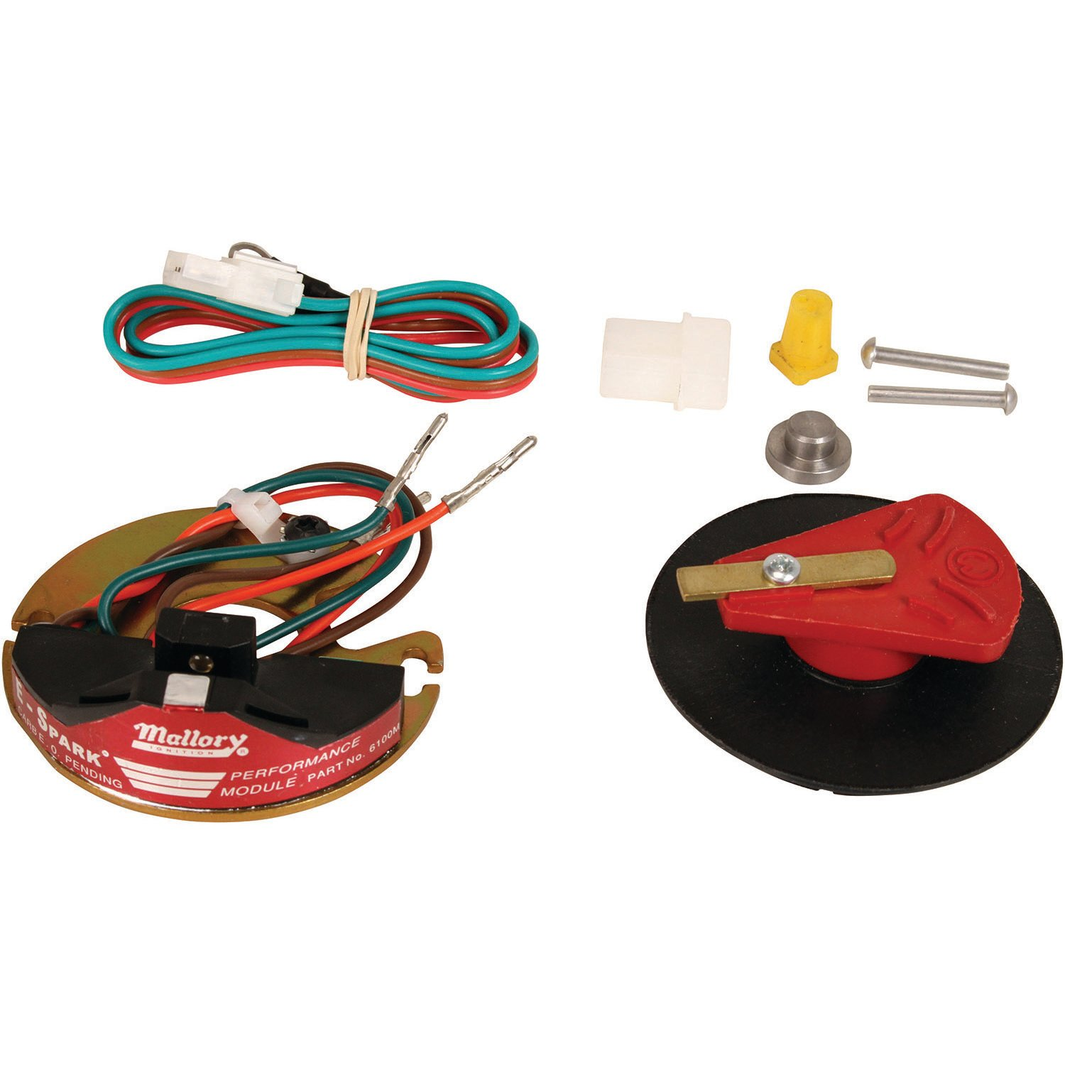 Mallory Electronic Ignition Conversion Kit Systems Troubleshooting
