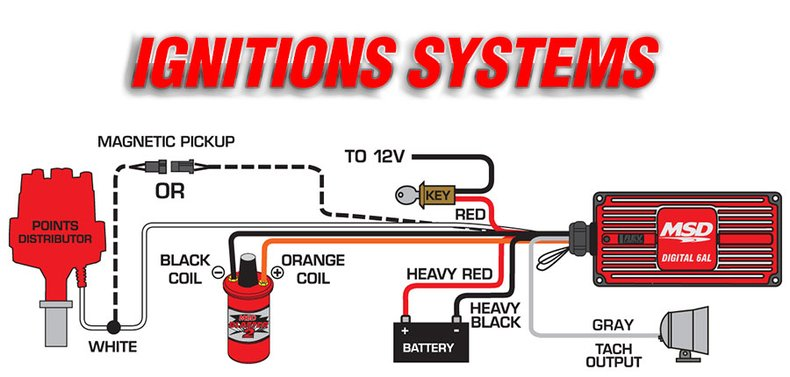 msd street fire ignition box wiring diagram soft starter panel ignitions - performance products | tech support: 888-258-3835