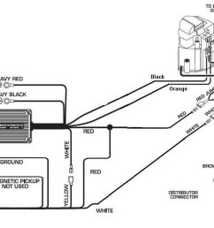 ignition box wiring diagram pertronx msd street fire to 5 pin hei  [ 1363 x 592 Pixel ]