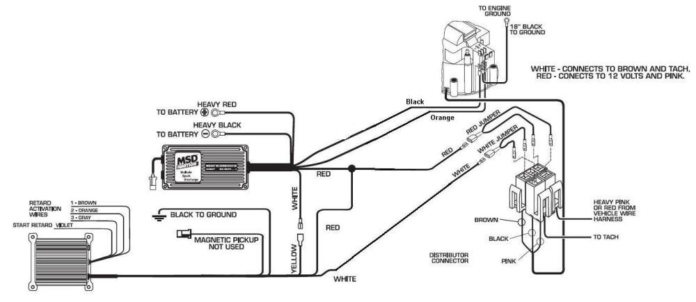 medium resolution of  ignition box wiring diagram pertronx msd street fire to 5 pin hei