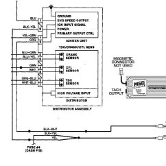 Msd Blaster 2 Wiring Diagram 13 Terminal Meter Socket 1993 Accord 6 Ss Coil - Blog
