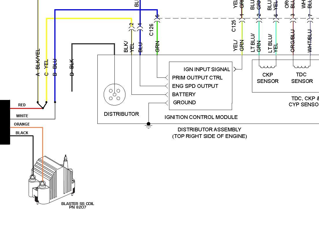 msd btm install 2006 impala wiring diagram 1993 honda prelude 6 ss blog