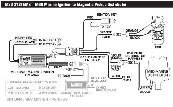 msd distributor wiring diagram wiring diagram msd ignition wiring diagrams