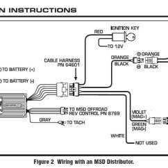 Msd Blaster Coil Wiring Diagram Gm Cs130 Alternator Install Ford 6al Toyskids Co Get Free Image About Ignition With
