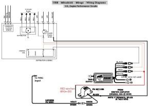 98 Mit Mirage 15L 8910 EIS  MSD Blog
