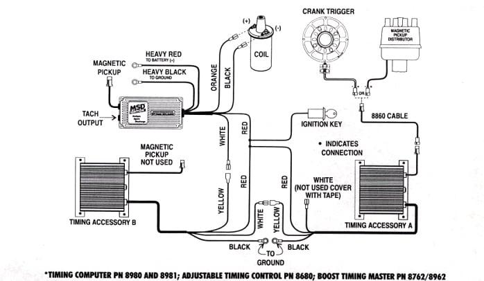 Boost Msd Digital 6al Wiring Diagram MSD Ignition Diagram