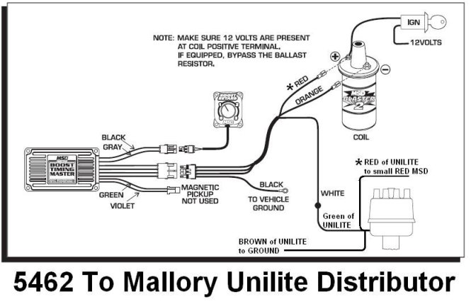 mallory 6a ignition wiring diagram mallory wiring diagrams mallory unilite distributor wiring diagram wiring diagram