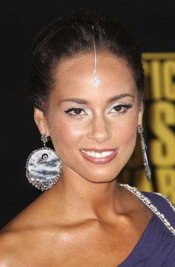 Alicia Keys Quiso Parecer Una Actriz De Bollywood Fotos