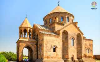 Echmiadzin Mother Cathedral Treasury Museum And Zvartnots Group Tour