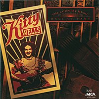 Country Music Hall Of Fame Series: Kitty Wells