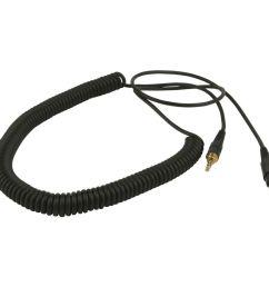 akg ek 500 spiral cable 5m mini xlr 3 5mm jack ster [ 960 x 960 Pixel ]
