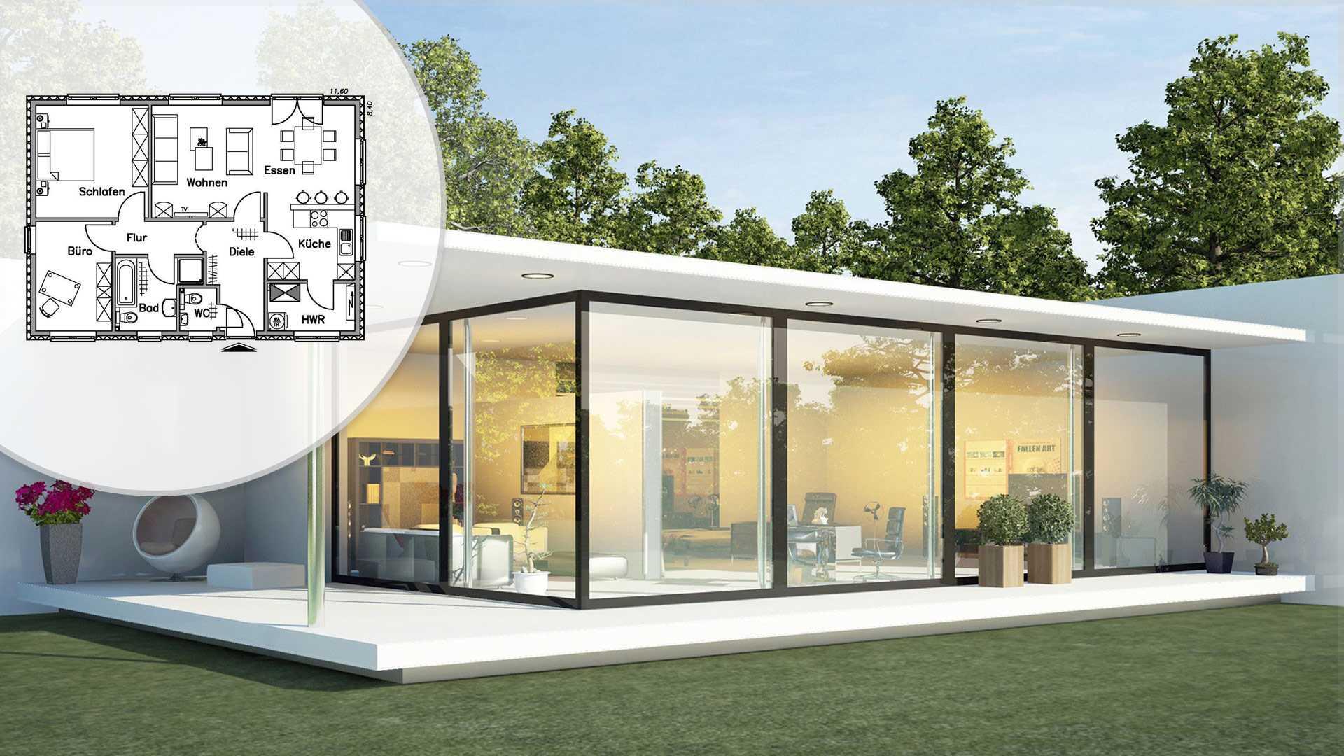 ᐅ Singlehaus Bauen: Häuser, Anbieter & Preise Vergleichen