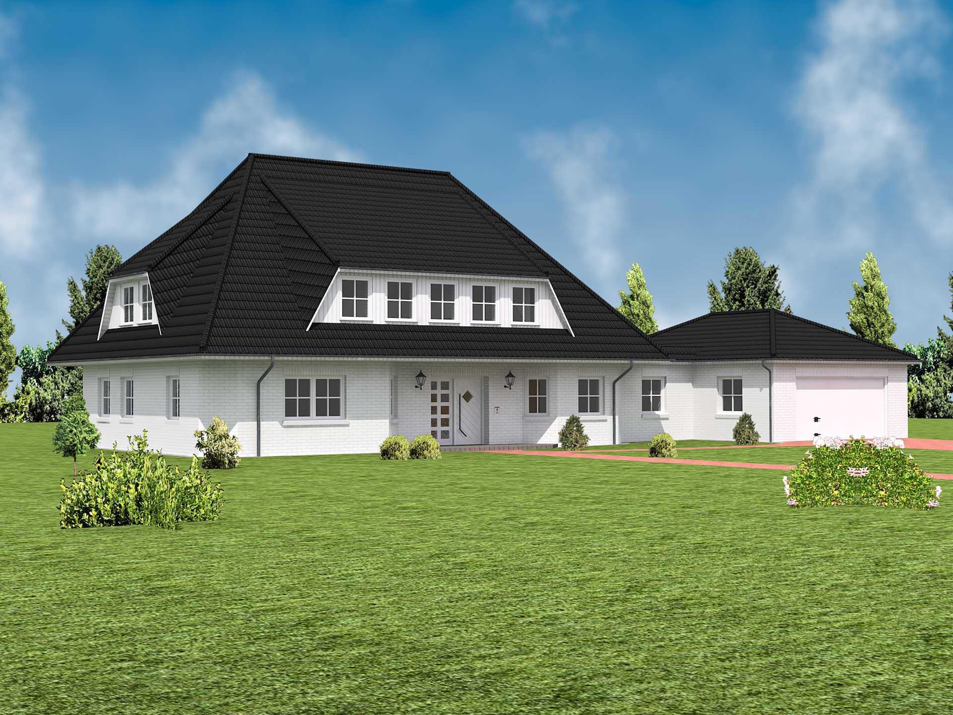 Villa Blankenese  Ibis Haus  Musterhausnet