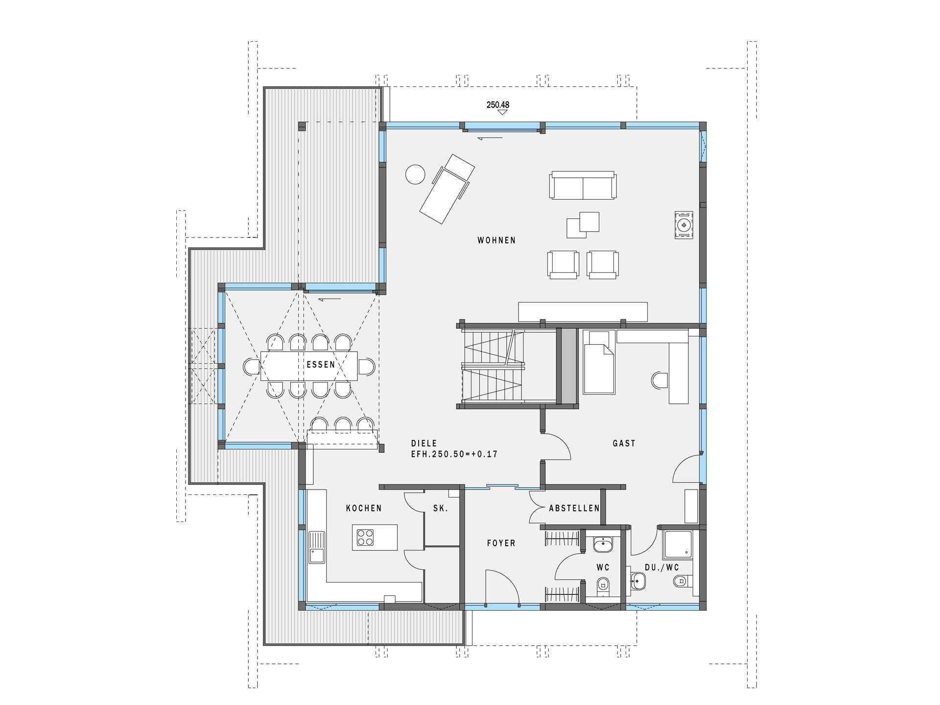 Einzigartig Hausgrundrisse Foto Von Huf Art 5 Projektbeispiel 1 Huf