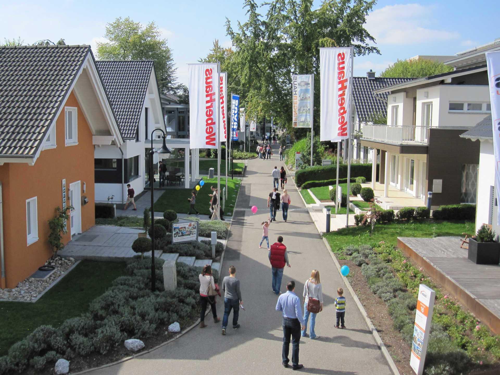 Baufirmen In Bremen Musterhausausstellung Musterhauspark Fellbach