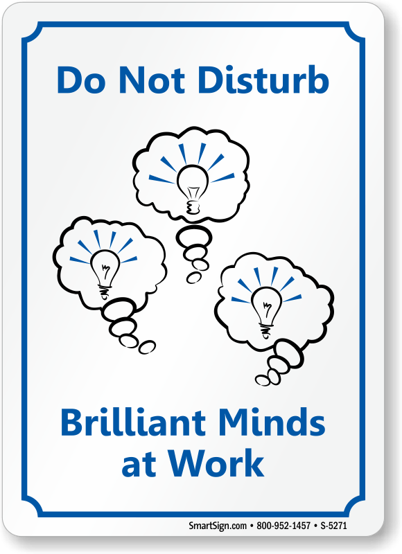 do not disturb signs template