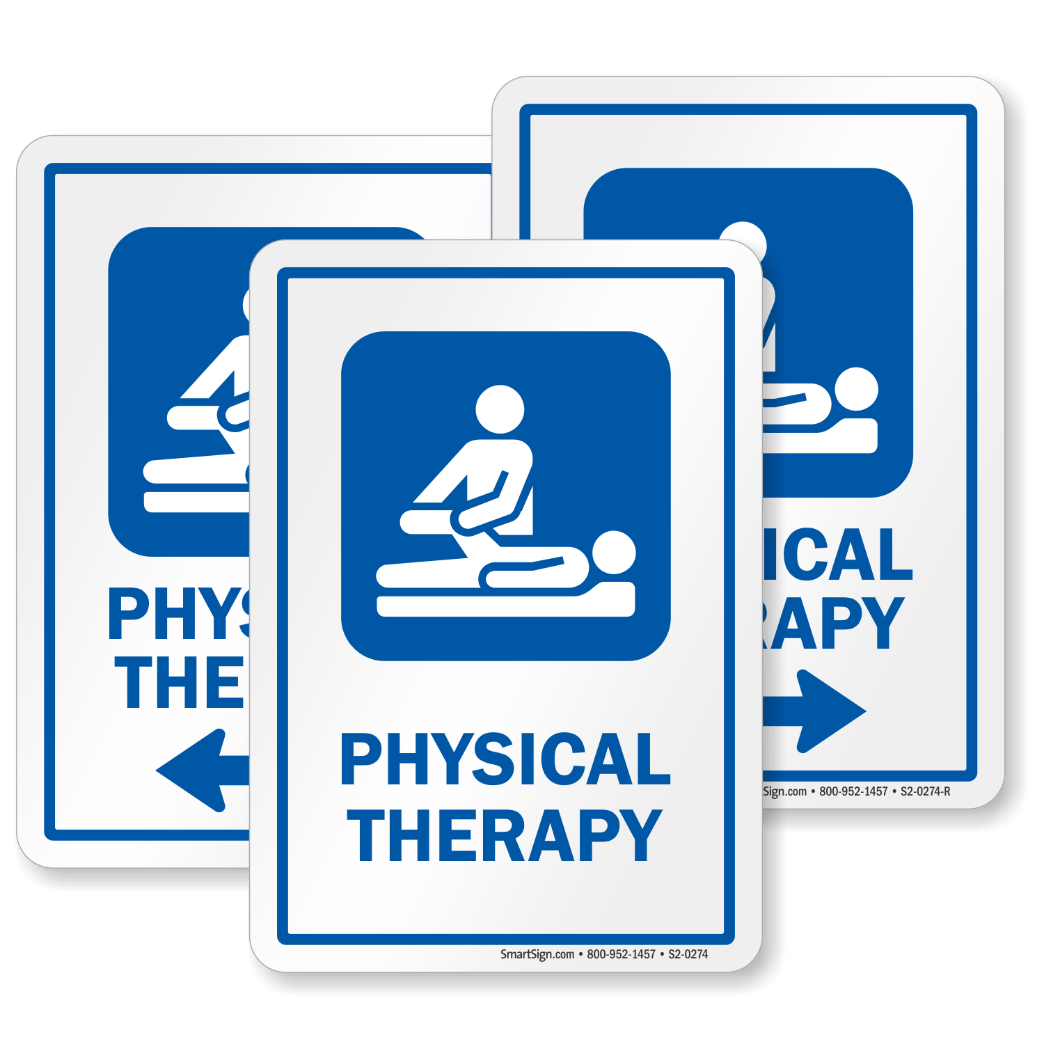 Physical Therapy Medical Symbol