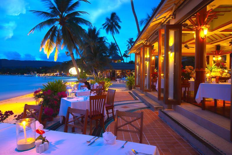 Chaba Cabana Beach Resort In Koh Samui My Guide Koh Samui