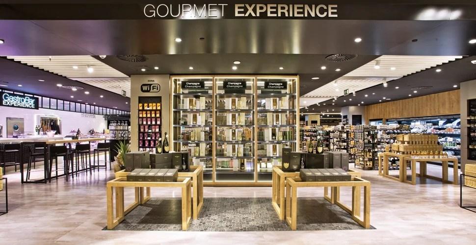 El Corte Ingles Food Hall and Gourmet Experience in