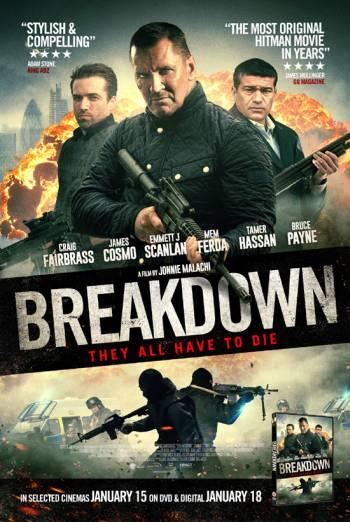 BREAKDOWN British Board of Film Classification