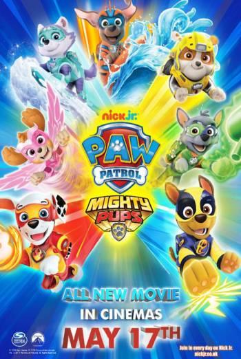 New Paw Patrol Movie 2020 : patrol, movie, Watch, Patrol, Mighty, Cinema, Tickets, Online