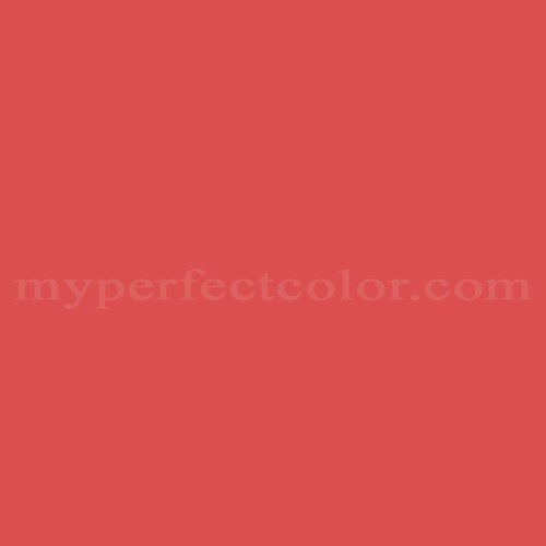 Behr 150B 6 Firecracker Match Paint Colors MyPerfectColor