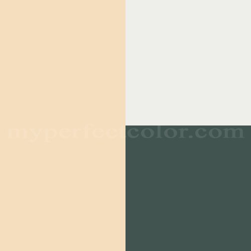 Benjamin Moore Color Combinations Exterior 16 Scheme