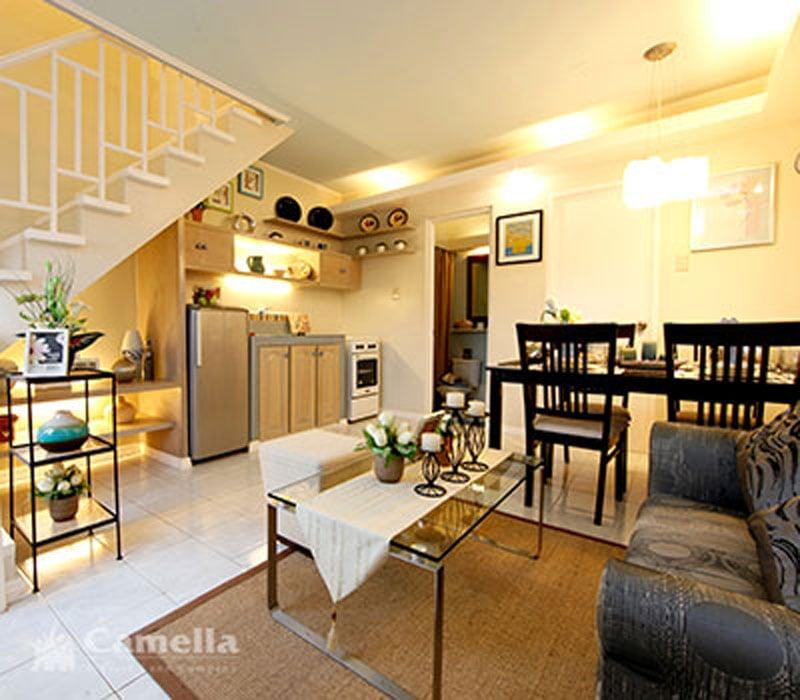 Camella Davao City Reana TH  House  Lot in Davao City