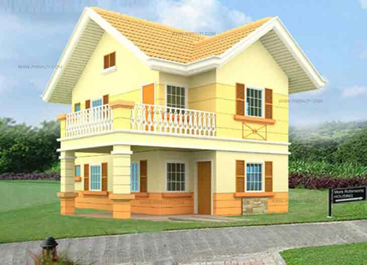 Forest Parkhomes North Laoag House Models House Amp Lot In Barangay Pampanga Angeles City