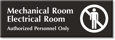 Electrical Room Signs  MySafetySigncom