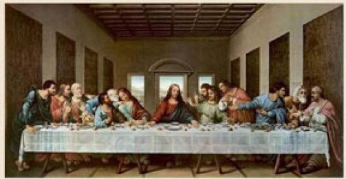 DaVinci's Last Supper