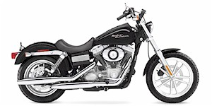 2007 Harley-Davidson FXD Dyna Super Glide Options and