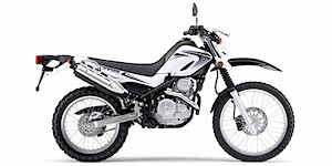 2008 Yamaha XT250X/C Options and Equipment