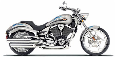 2007 Victory Motorcycles Ness Jackpot Standard Equipment