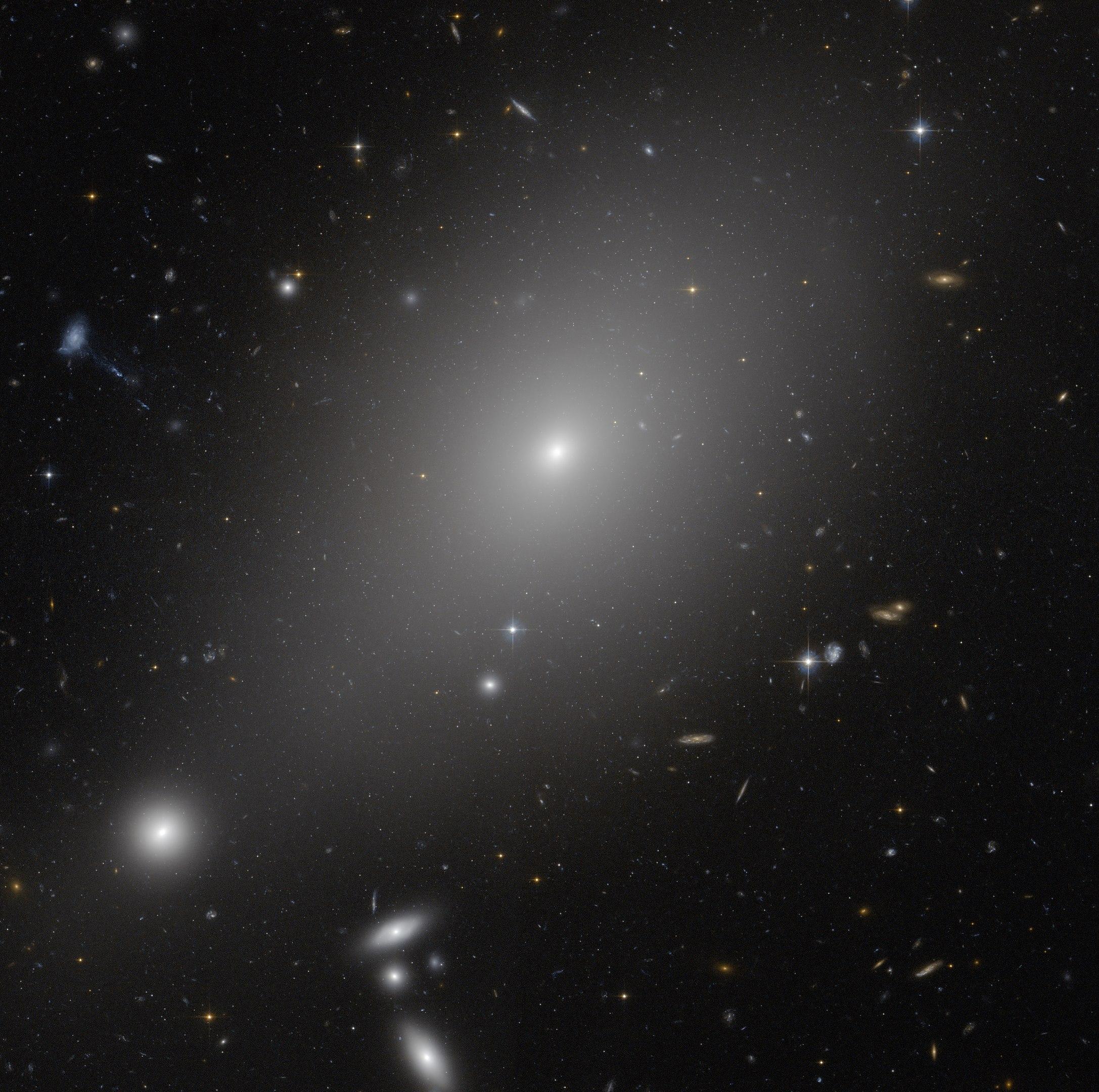 Worksheet Types Of Galaxies