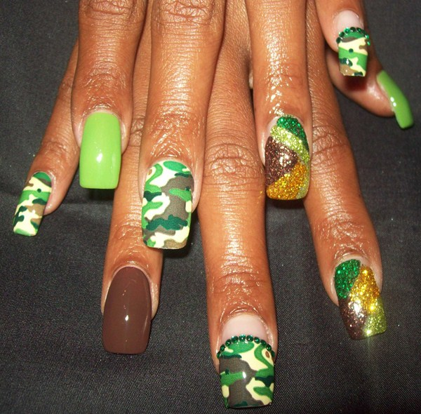 Stephanie Saddler Afingers Nail Studio Cleveland Ohio