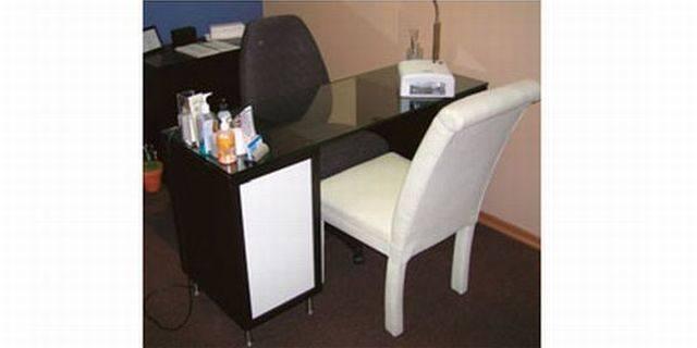 Nail Tech Desk
