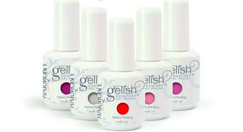 These Gels Apply Like Polish With Twist Cap And Applicator But Are Cured In A L The E An Array Of Colors Cure Led