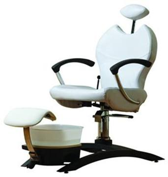 pedicure chairs and a draining economy