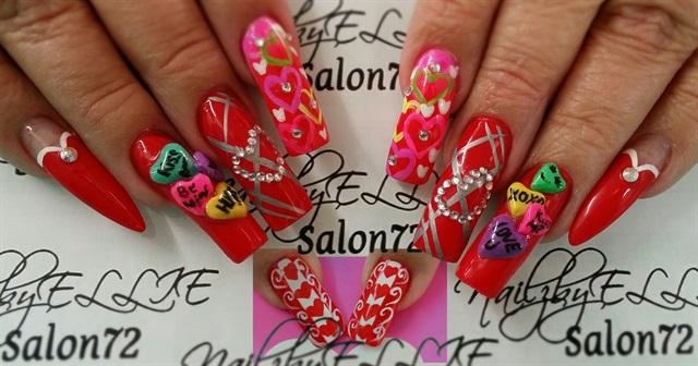 Ellie Flores Salon 72 Hair Nails San Angelo Texas