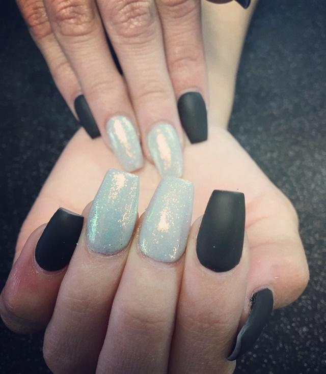 Whitney Garrett Mia Bella Nails San Antonio Texas