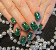day 61 jade nail art - nails