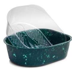 Pedicure Chair Disposable Liners Swivel Bottom California Board Revises Pedi Liner Rules And Other Sanitation P Belava Rsquo S Marbled Jade Tub Accommodates The Company Sanitary