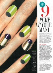 nail art deco - style nails magazine
